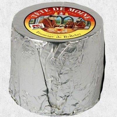 Сыр Real Swiss Cheese Тет де Муан 52%