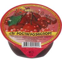 Желе с фруктами Ростагроэкспорт Вишня