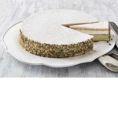 Торт Рикотта фисташковый Bindi 12 порций замороженный