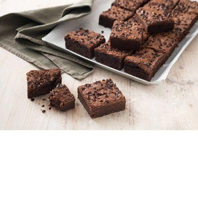 Торт Шоколадный Брауни Bindi 25 порций замороженный
