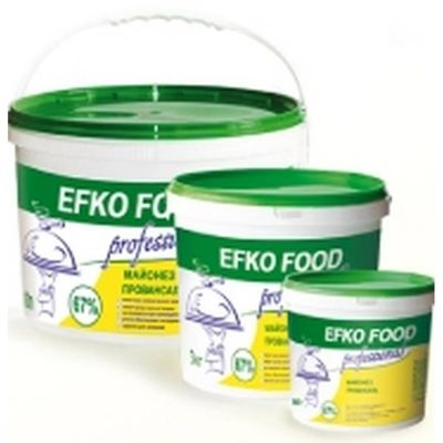 Майонез 67% Efko Food Professional
