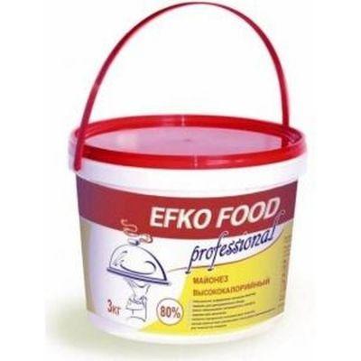 Майонез 80% Efko Food Professional