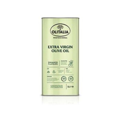 Масло Olitalia Extra Virgin пластик