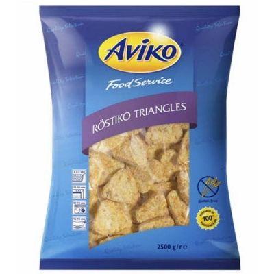 Картофельные треугольники Aviko замороженный