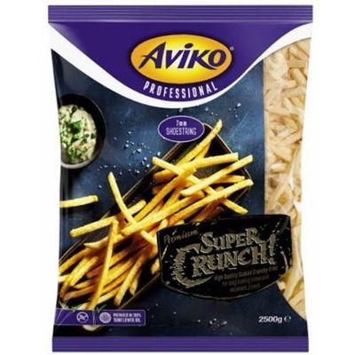 Картофель фри 7 мм Aviko замороженный