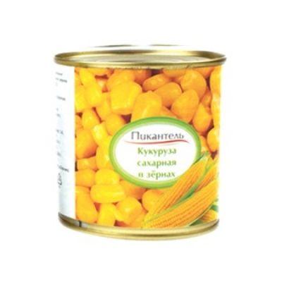 Кукуруза сладкая Пикантель ж/б