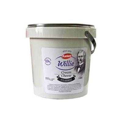 Сыр творожный Kalleh 69% ведро