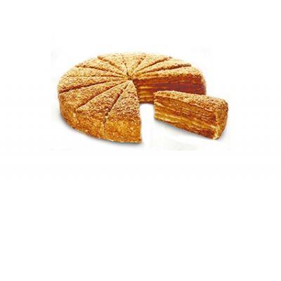 Торт Медовик Чизберри 12 порций замороженный