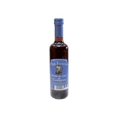 Уксус малиновый 6% San Francesco стекло