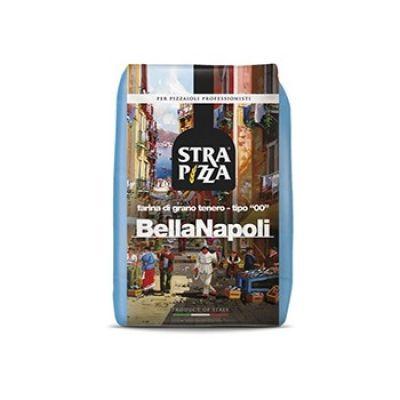 Мука из мягких сортов пшеницы Perteghella Stra Pizza Bella Napoli тип 00