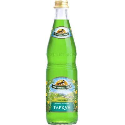 Лимонад Черноголовка Тархун стекло