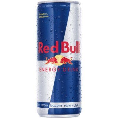 Напиток энергетический Ред Булл ж/б