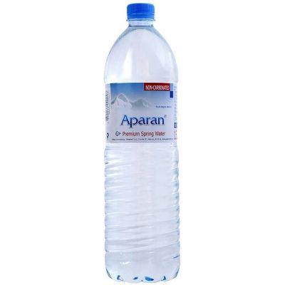Вода Апаран негазированная пэт