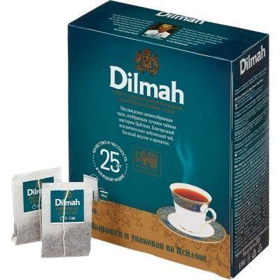 Чай 'Dilmah' Цейлонский черный в пакетиках