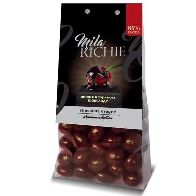 Драже 'Миларичи' Вишня в горьком шоколаде