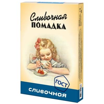 Конфеты неглазированные помадные сливочные 'Помадка сливочная'