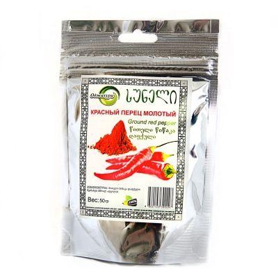 Красный перец молотый Оджахури