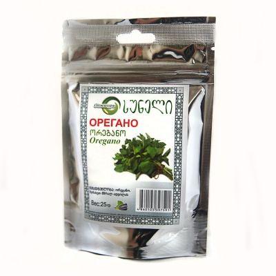 Орегано зелень сушеная Оджахури