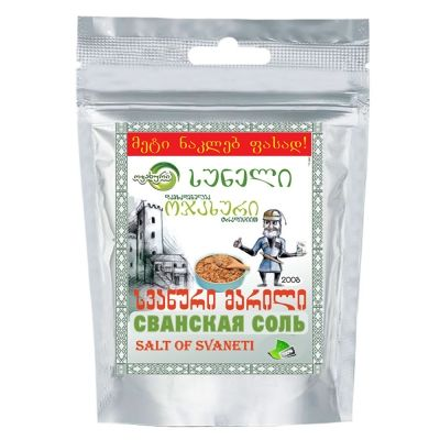 Приправа Сванская соль кг Оджахури