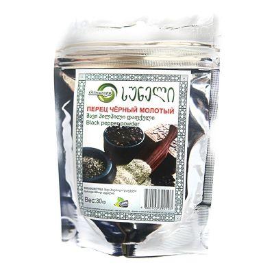 Чёрный перец молотый Оджахури