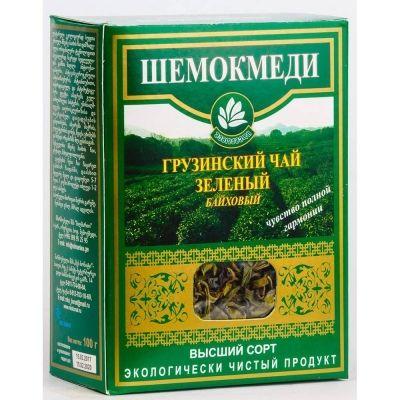 Чай зелёный в/с ШЕМОКМЕДИ