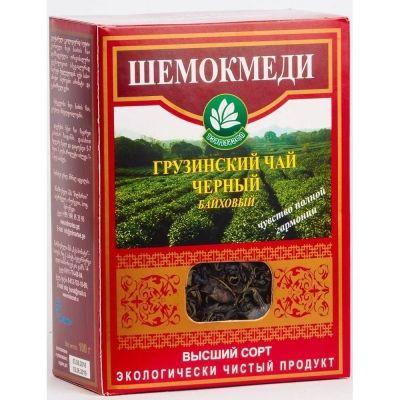 Чай чёрный в/с ШЕМОКМЕДИ