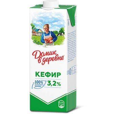 Кефир Домик в деревне 3.2%