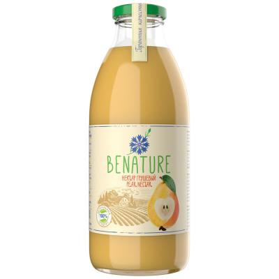 Нектар грушевый Benature
