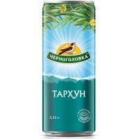Напиток Черноголовка Тархун сильногазированный ж/б