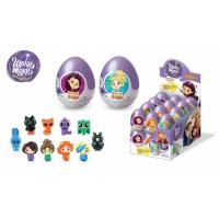 Шоколадное яйцо Шоки-токи Сказочный Патруль с игрушкой
