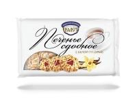 Печенье сдобное с Белой Глазурью