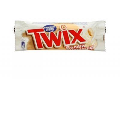 Батончик Twix белый шоколад