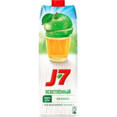 Сок J7 Яблоко зеленое