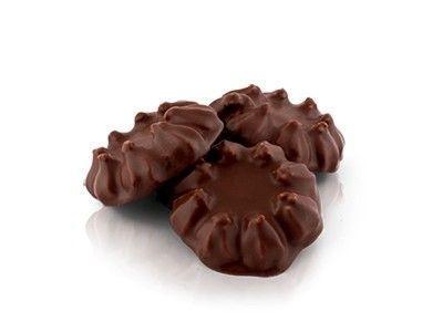 Печенье сдобное 'Палента' глазированное шоколадом
