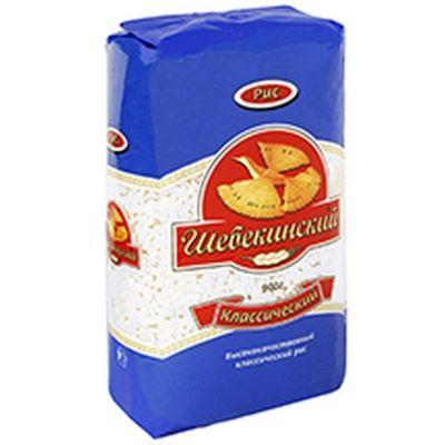 Рис круглый 'Шебекинский'