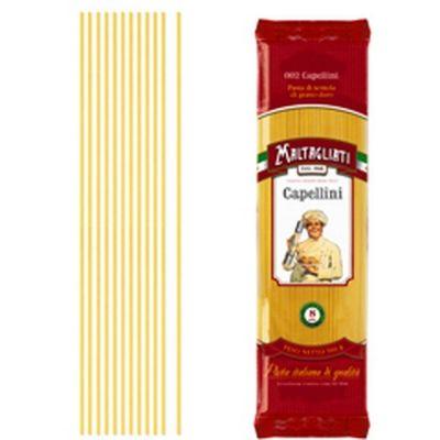 Макаронные изделия 'Мальтальяти' №002 Спагетти капеллини