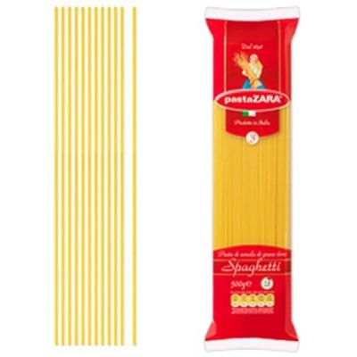 Макаронные изделия 'Паста Зара' №003 Спагетти капеллини
