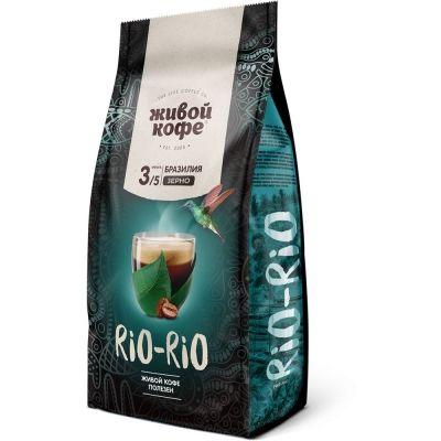 Кофе Живой Рио-Рио Зерновой
