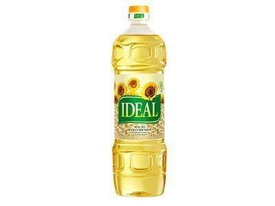 Масло подсолнечное 'IDEAL'