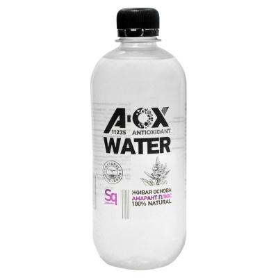 Напиток антиоксидантный безалкогольный 'А-ОХ' Амарант плюс негазированный