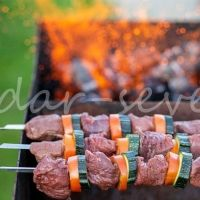 Оленина Дары Севера Шашлычное мясо (Гуляш) замороженное