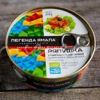 Ряпушка обжаренная Легенда Ямала в томатном соусе