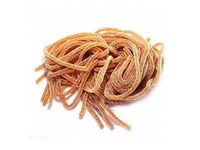 Спагетти со вкусом колы и лимона