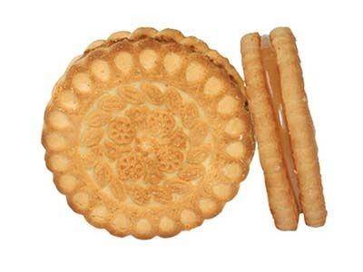 Печенье-сэндвич с желе со вкусом клубники и ванильным суфле