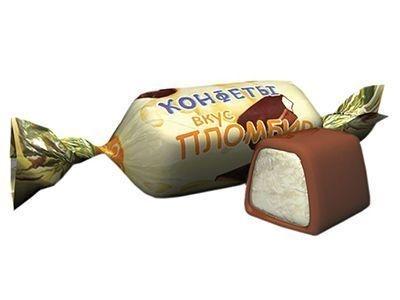 Конфеты вкус Пломбир