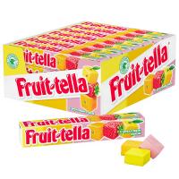 Жевательные конфеты Фруттелла Ассорти