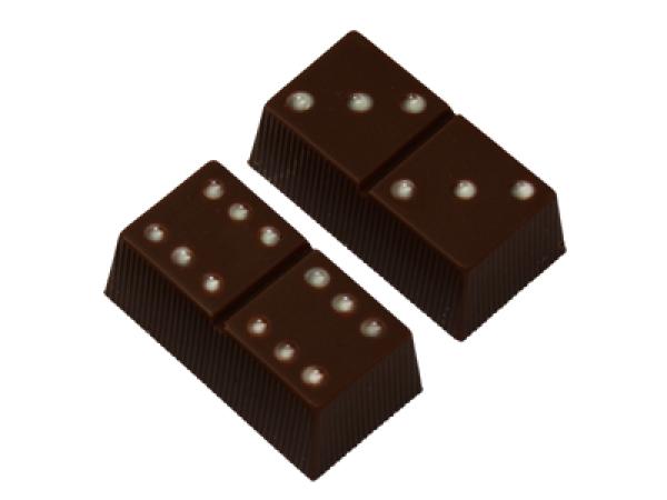 Шоколад темный фигурный
