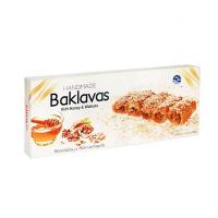 Пахлава MINOS греческая мед/смесь орехов (миндаль, грецкий орех)