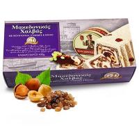Халва MACEDONIAN  HALVA с фундуком/изюмом/какао