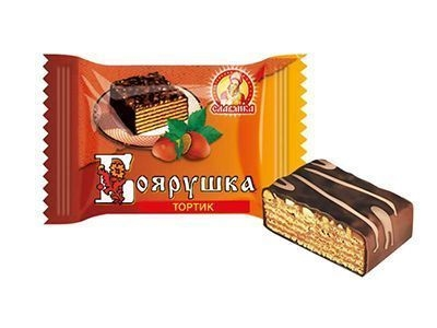 Мини-тортики 'Боярушка' вафельные
